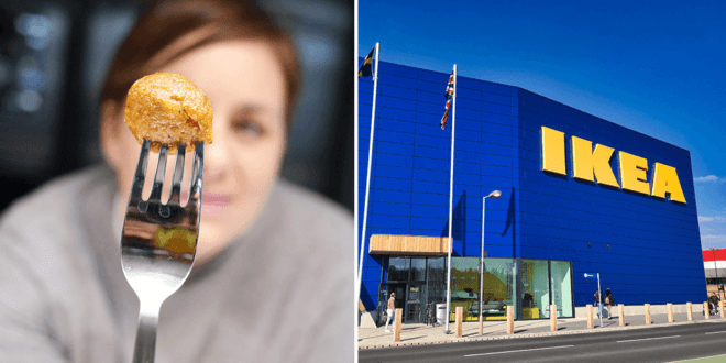 Ikea to launch plant-based versions of its iconic meatballs Europe