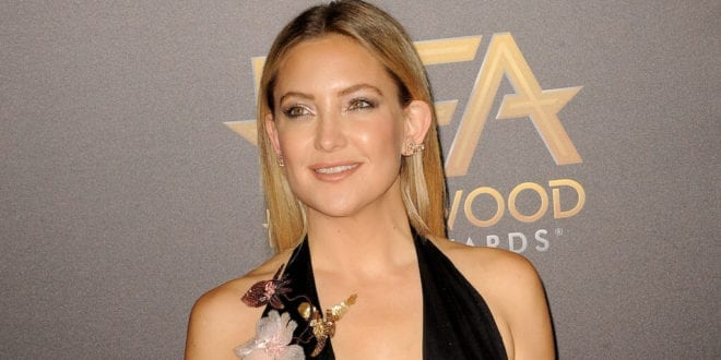 Kate Hudson to launch plant-based body nutrition company