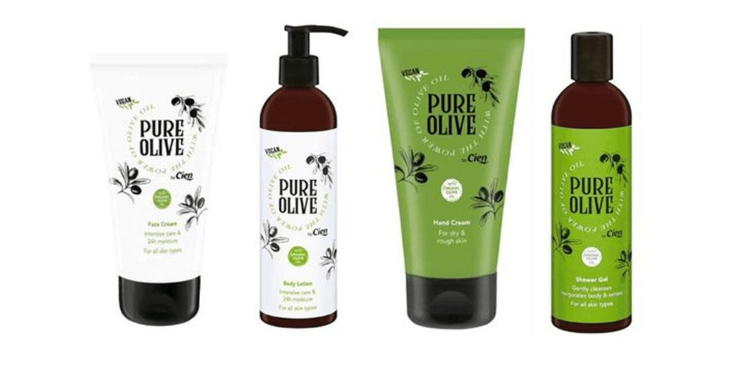 Lidl just launched pure olive affordable vegan skincare range