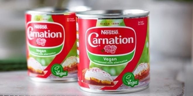 nestle vegan milk