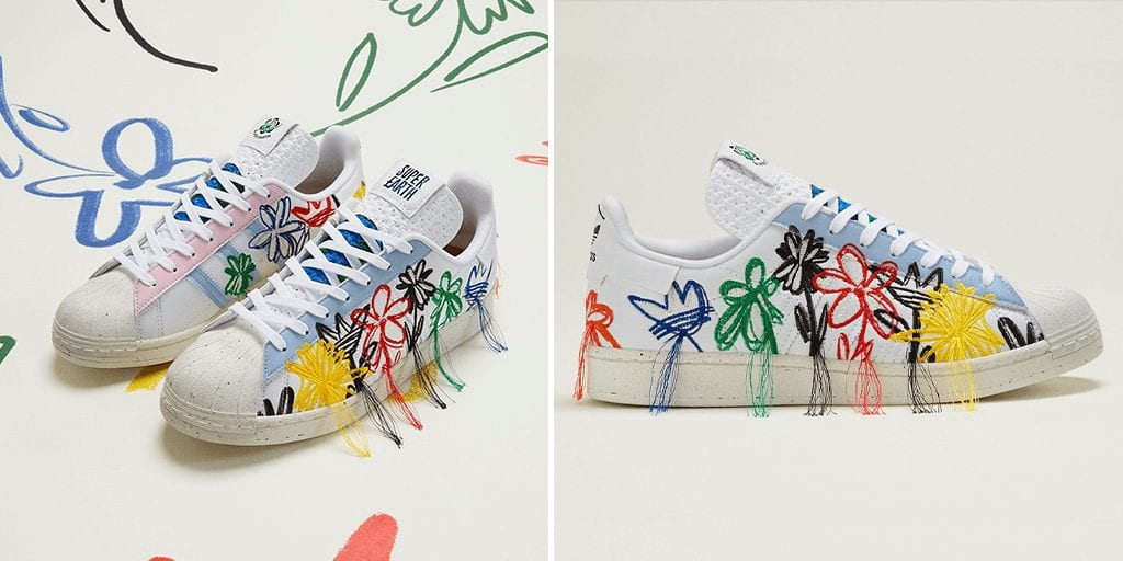 Adidas and Sean Wotherspoon launch vegan superstars