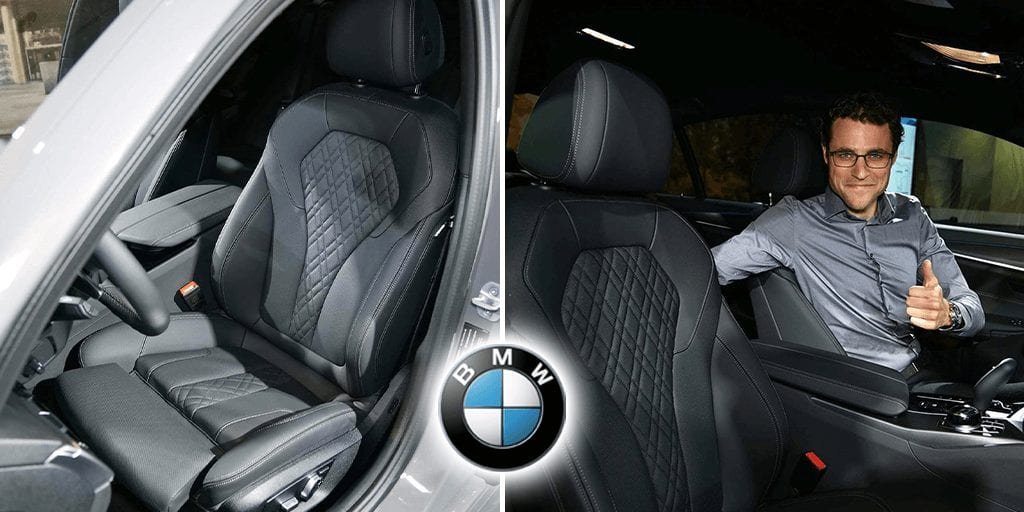 BMW to use 'highest grade and quality' vegan leather in 5 series cars