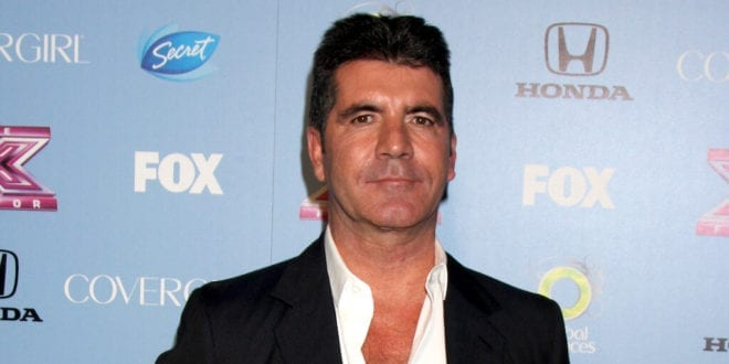 Injured Simon Cowell ditches vegan diet to binge on turkey cottage pie in hospital
