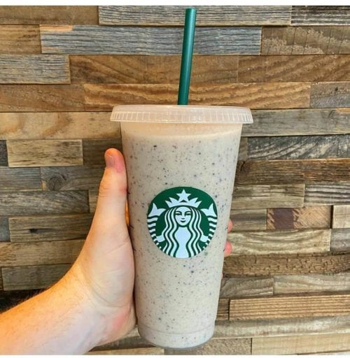 Starbucks UK launches vegan-friendly peanut butter frappuccino in time for summer