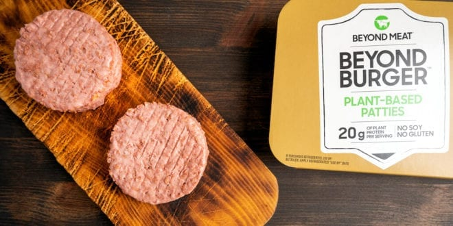 Beyond Meat's breakfast sausage patties to launch in 5,000 more US stores