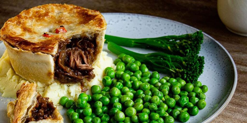 UK's leading pie producer Pieminister launches new meaty plant-based pies