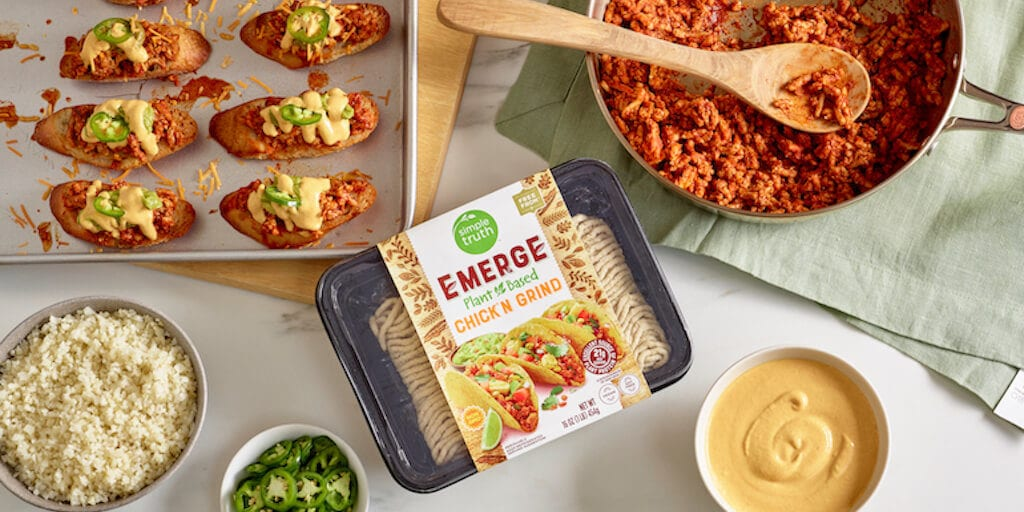 Kroger add 50 new products to its own brand plant-based line