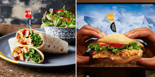Nando's to launch its first-ever plant-based chicken in UK tomorrow