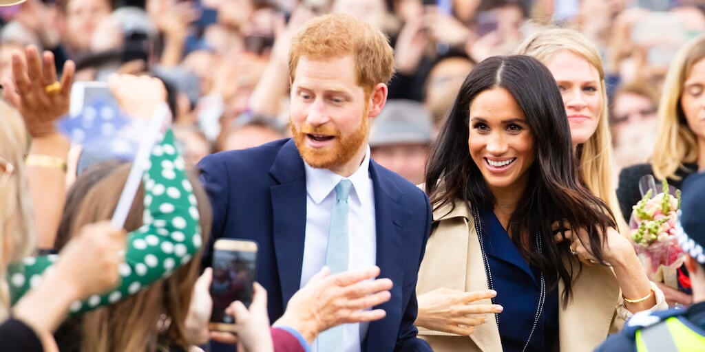 Prince Harry and Meghan Markle are least eco-friendly royals