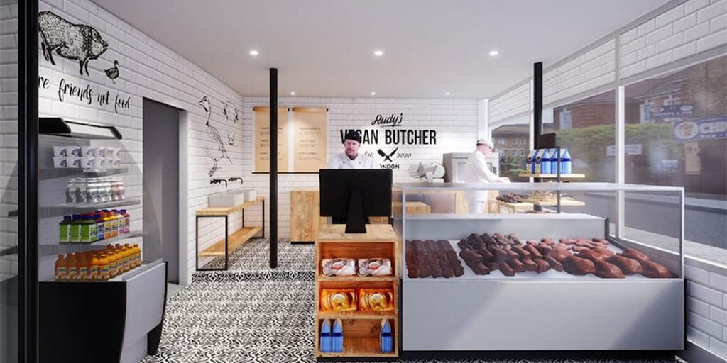 The UK's first 100% vegan butcher is opening on World Vegan Day