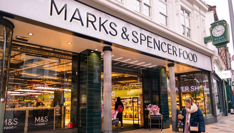 M&S Food new 'Innovation Hub' to galvanise vegan food and sustainability trends