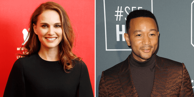 Natalie Portman and John Legend invest in vegan leather brand