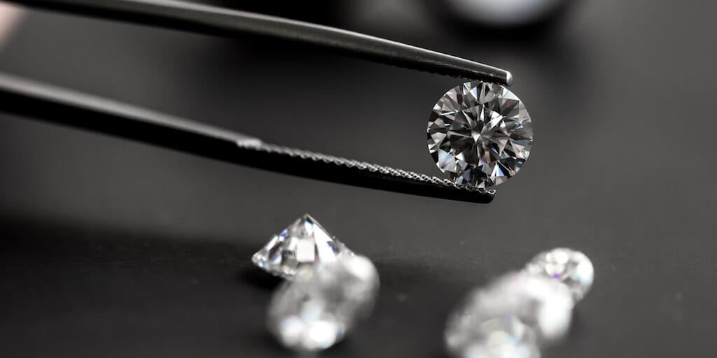 """World's first zero-impact diamonds created by Ecotricity founder are """"made from the sky"""""""