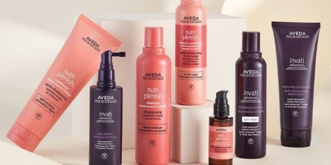 Aveda goes fully vegan - removes honey and beeswax