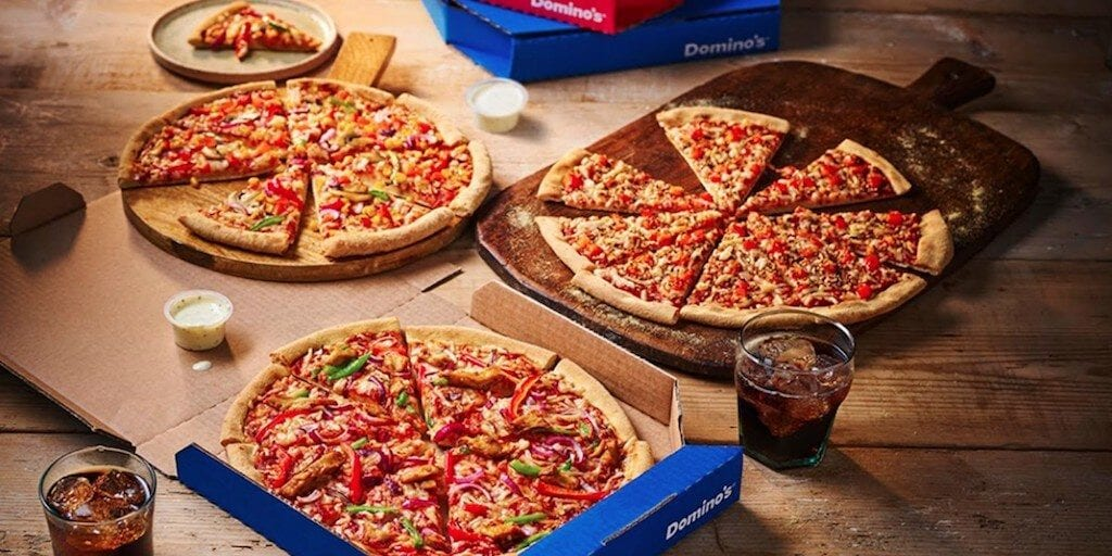 Domino's UK to launch vegan chicken pizza and nuggets this Veganuary