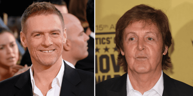 Paul McCartney, Bryan Adams among others urging people to try Veganuary for animals and the planet