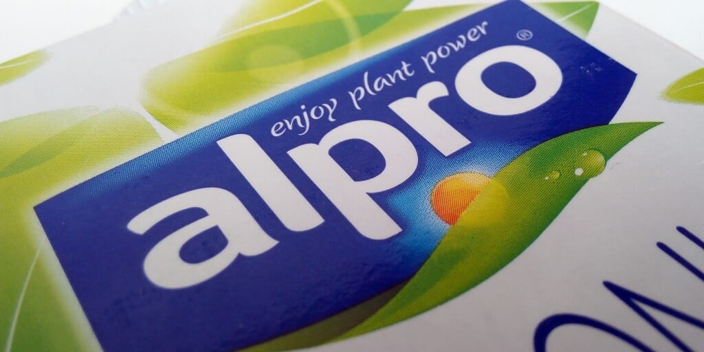 Alpro's vegan double chocolate mousse launches in UK supermarkets