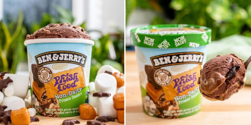 Ben & Jerry's veganizes iconic Phish Food ice cream as fans keep 'asking for more'