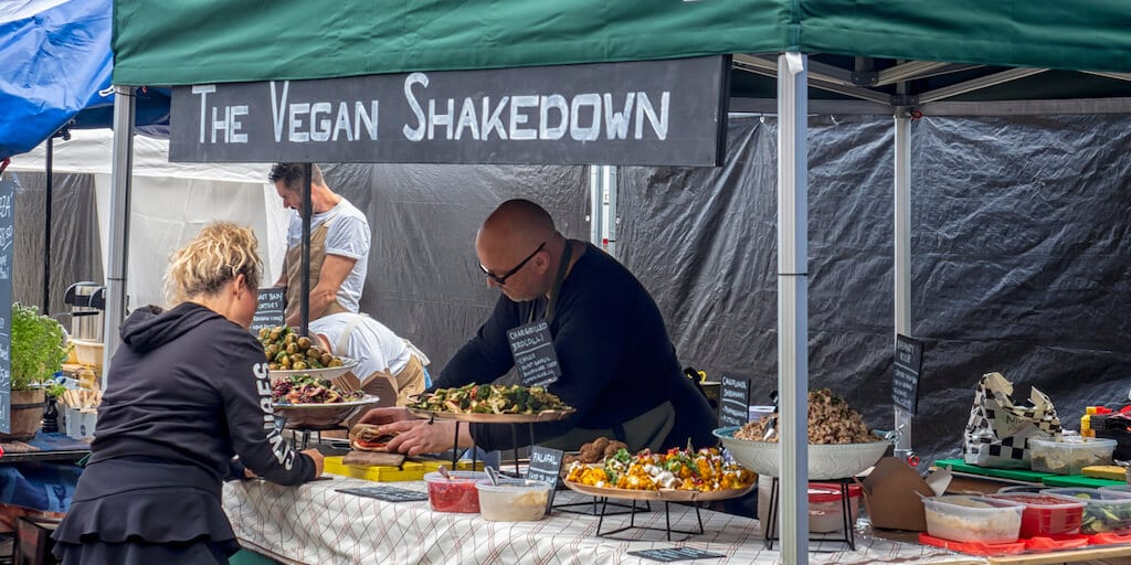 Bristol crowned most vegan-friendly city in the UK