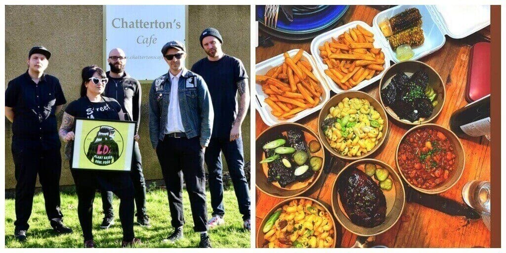 Bristol musicians use COVID-19 downtime to launch vegan BBQ restaurant