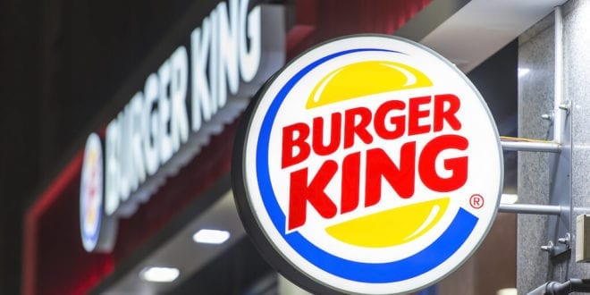 Burger King to launch 100% vegan burger for Veganuary in the UK