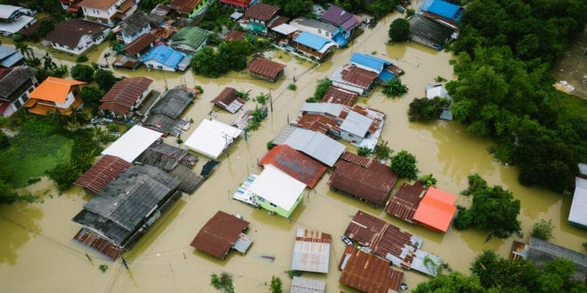 Climate change has cost US billions of dollars in flood damage, study finds