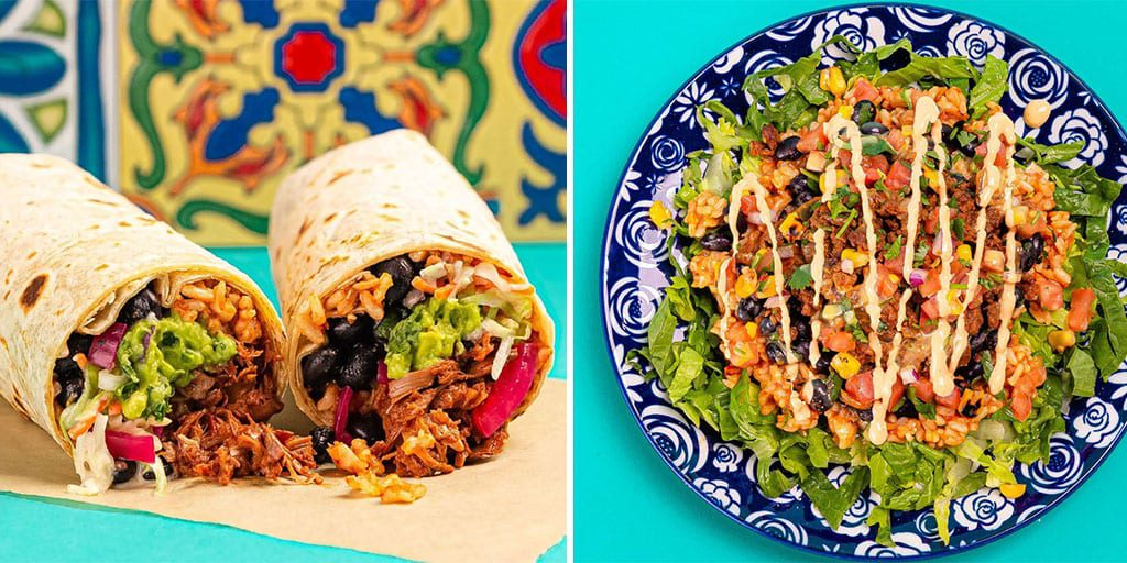 Veggie Grill launches first-ever virtual vegan Mexican restaurant