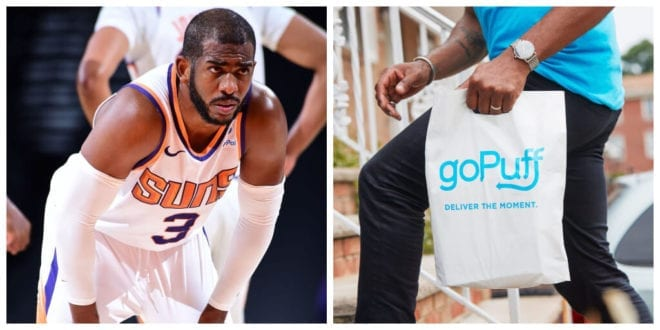Chris Paul partners with grocery platform to promote vegan eating and black-owned brands