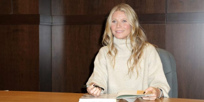 Gwyneth Paltrow on a vegan keto cleanse to ease her 'long-tail' COVID symptoms