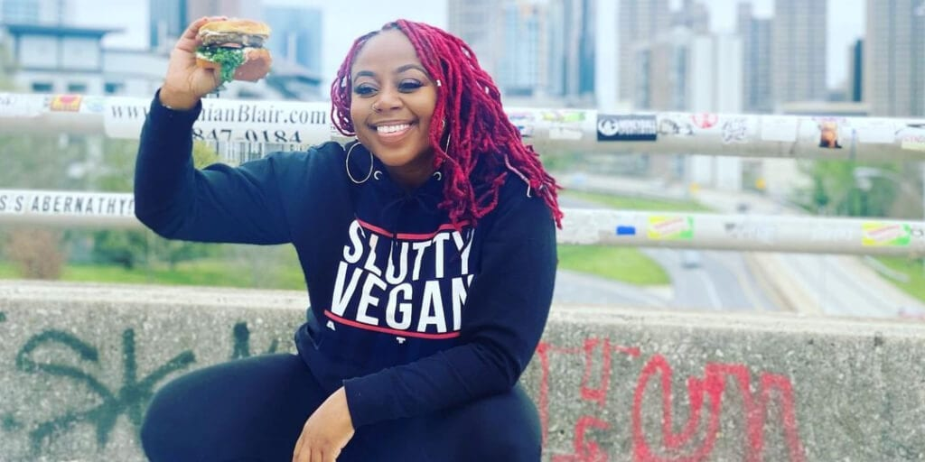 Black owned 'Slutty Vegan' and Shake Shack launch limited- edition vegan burgers in Atlanta and NYC