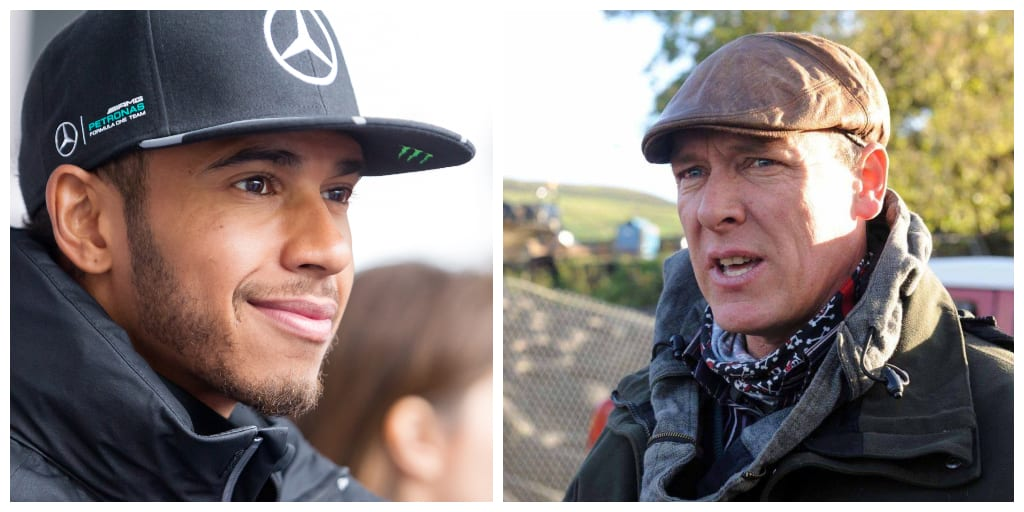 Welsh farmer slams Lewis Hamilton for urging followers to stop eating meat