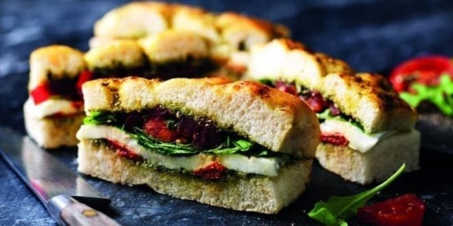 Britain's biggest sandwich maker to make nearly half of all new offerings meat-free