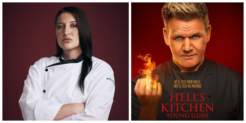 Gordon Ramsay to present first-ever vegan chef to Hell's Kitchen