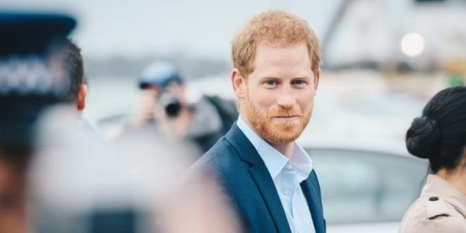 Prince Harry says climate change and mental health 'two most pressing social issues'