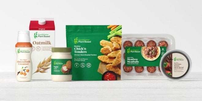 Target launches own line of plant-based food as demand soars