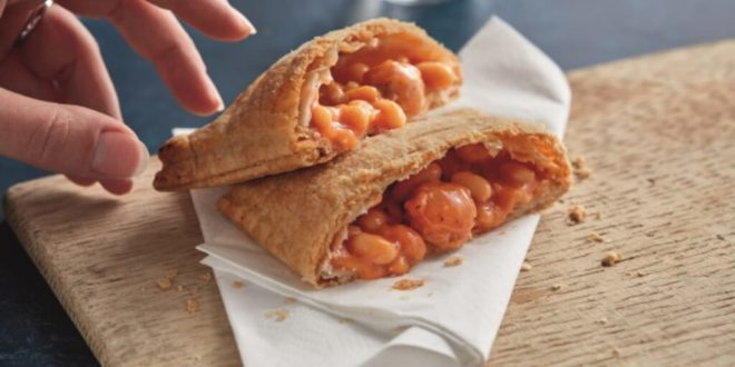Greggs is launching vegan sausage, bean, and cheeze melt