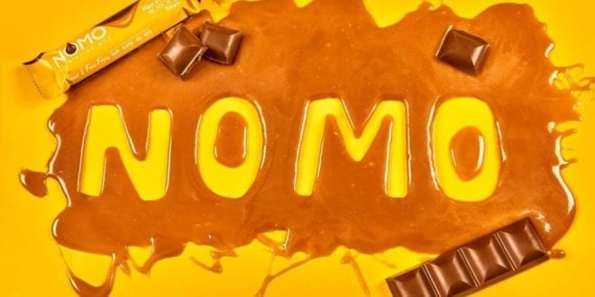 Nomo is launching chocolate buttons, lollies and new chocolate bars in the UK