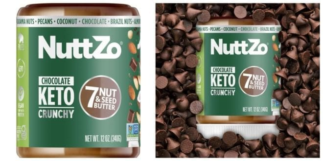 NuttZo launches new vegan chocolate keto butter to provide 'better-tasting, better-for-you swaps'