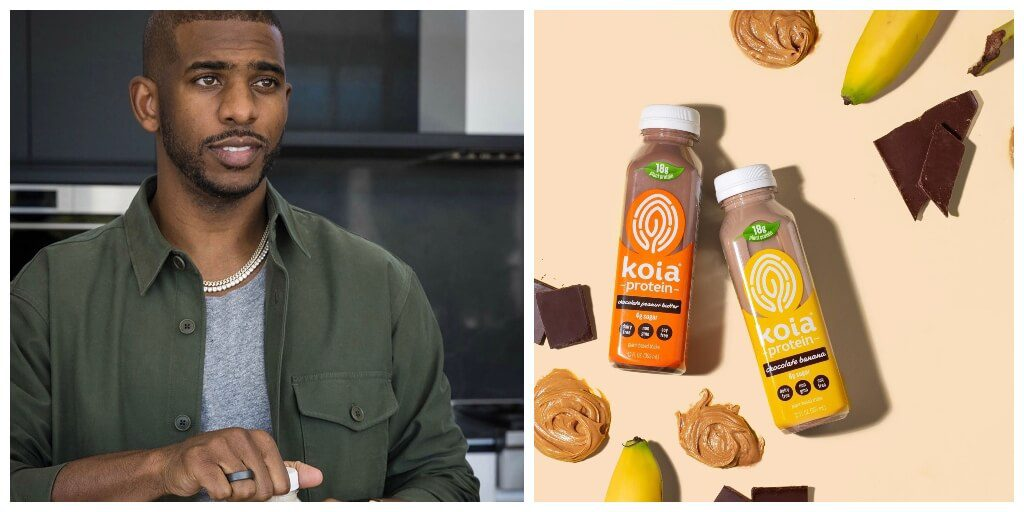 Chris Paul to install vegan vending machines on campuses to help underserved communities.