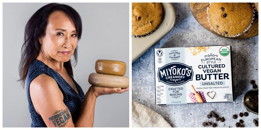 Miyoko's Creamery wins legal battle to use 'dairy' labels on vegan products