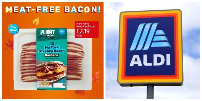 Aldi 'infuriates' meat eaters with new product launch