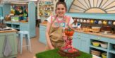 Freya Cox is making history as GBBO's first ever vegan baker