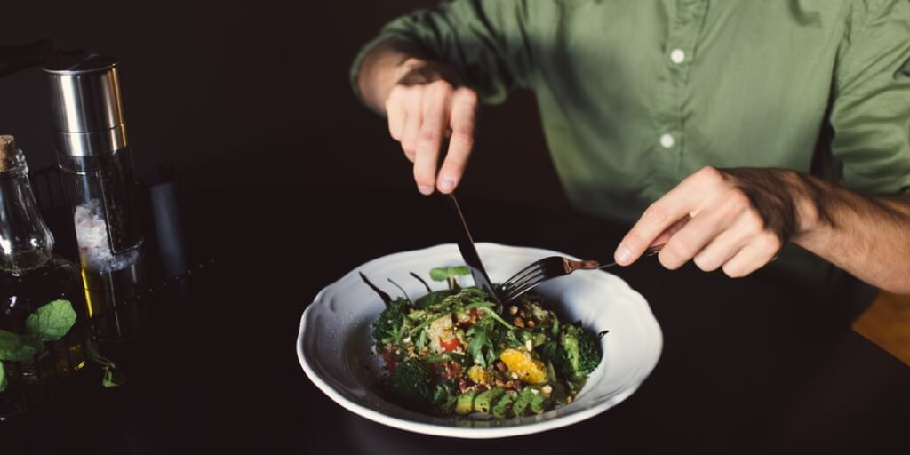 Men on a plant-based diet experience flatulence 7 times more than those on a standard western diet, study finds