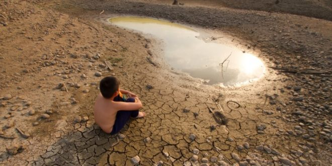 Today's kids will face more climate disasters, study says