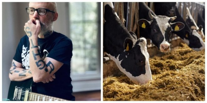 Moby calls for animal agriculture to be on the COP26 agenda