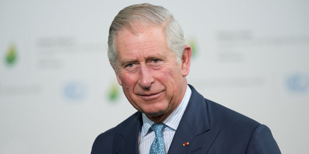 Prince Charles says reducing meat and dairy is important to tackle climate change