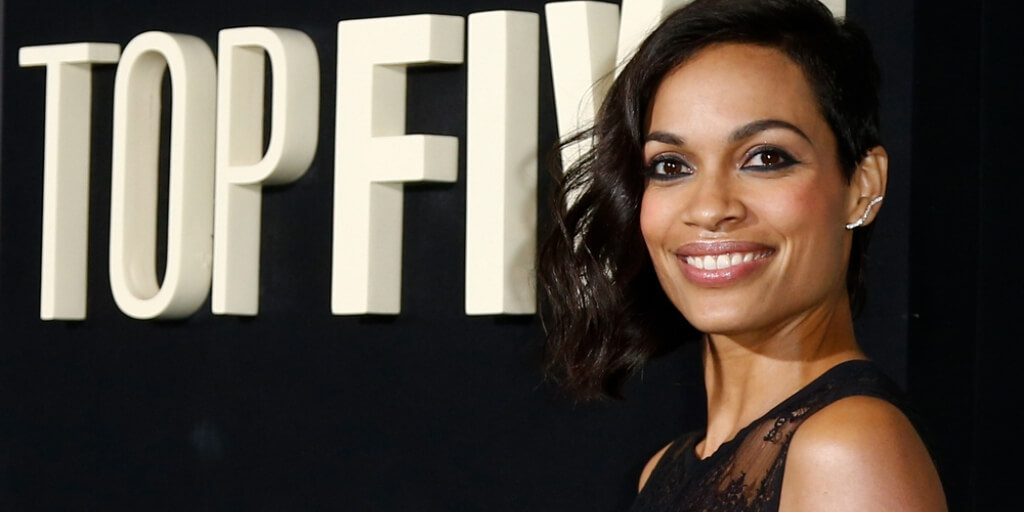 Rosario Dawson credits vegan diet for better health, flexibility and less inflammation